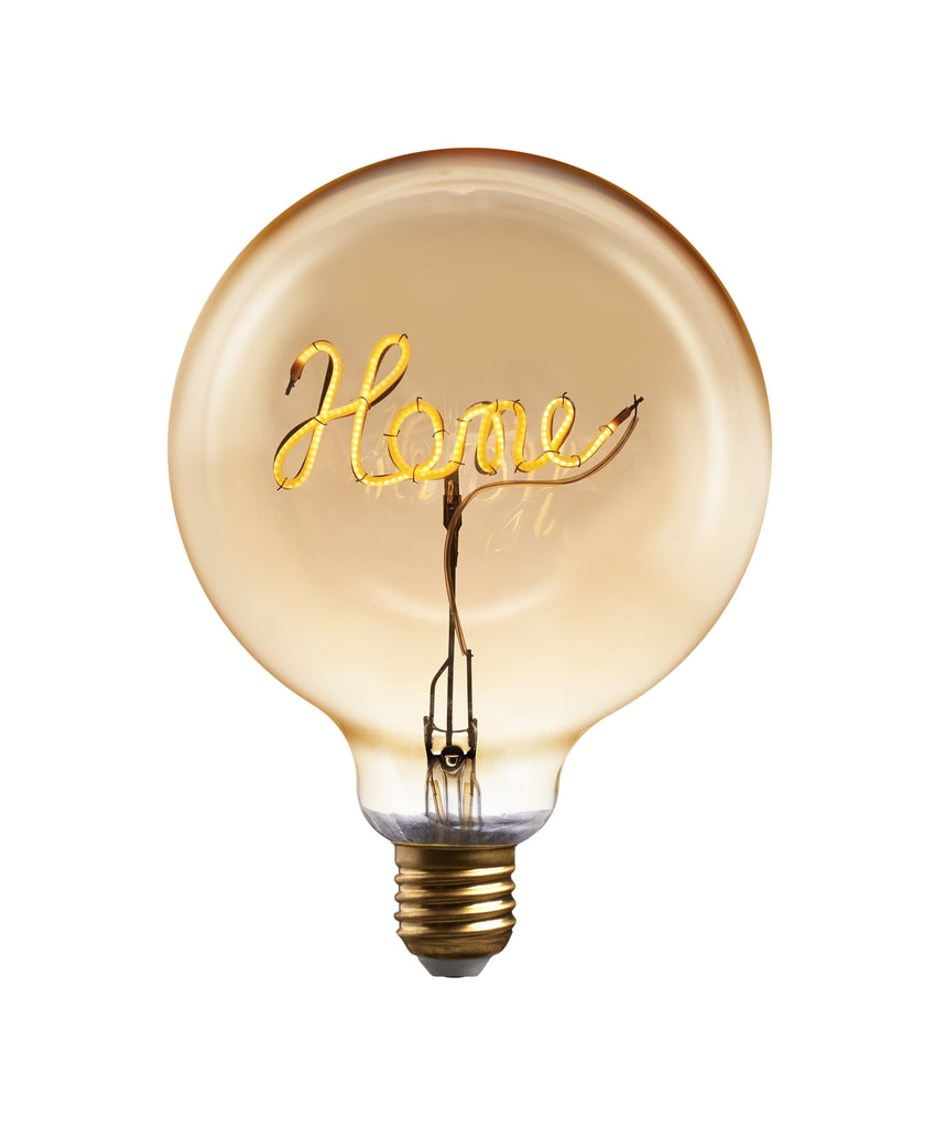 Pusher Store LETTER BULB Home