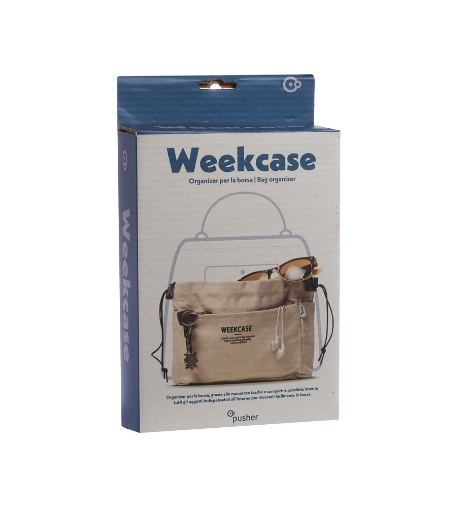 Pusher Store WEEKCASE ORGANIZER BAG