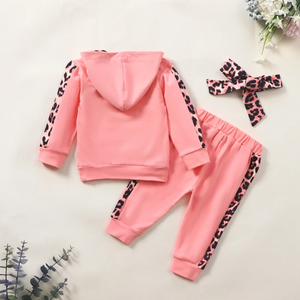 Candy's 3 Piece Sweatsuit