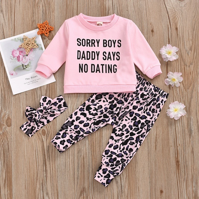 Daddy's Girl 3 Piece Set
