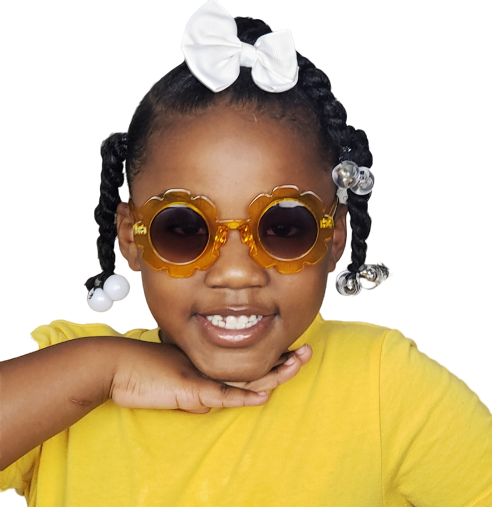 Flower Girl Sunglasses