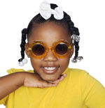 Load image into Gallery viewer, Flower Girl Sunglasses