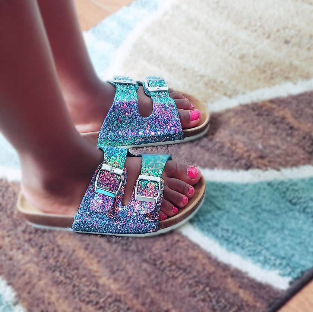 Colorful Shelly Slides