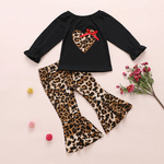 Load image into Gallery viewer, Heart Breaker Leopard Print