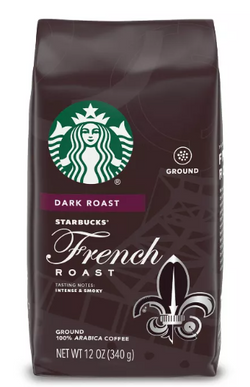 Starbucks Dark Roast咖啡 1包(12OZ)