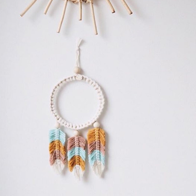 Nordic Style Dream Catcher Handmade