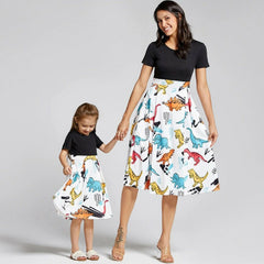 Summer New Fashion Mother&Daughter