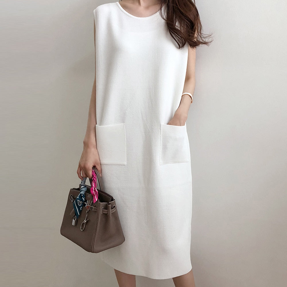 Elegant Simple Women Summer