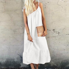 Dress Female Midi Sundress