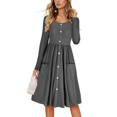 Fashion Dresses Women Casual
