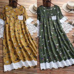 Dress Gypsy Ethnic Summer