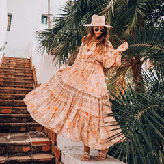 2020 BohoCasual Beach Dresses