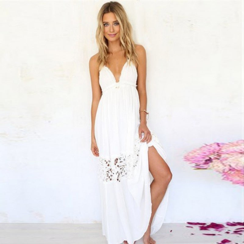Dresses Beach White Party Dresses