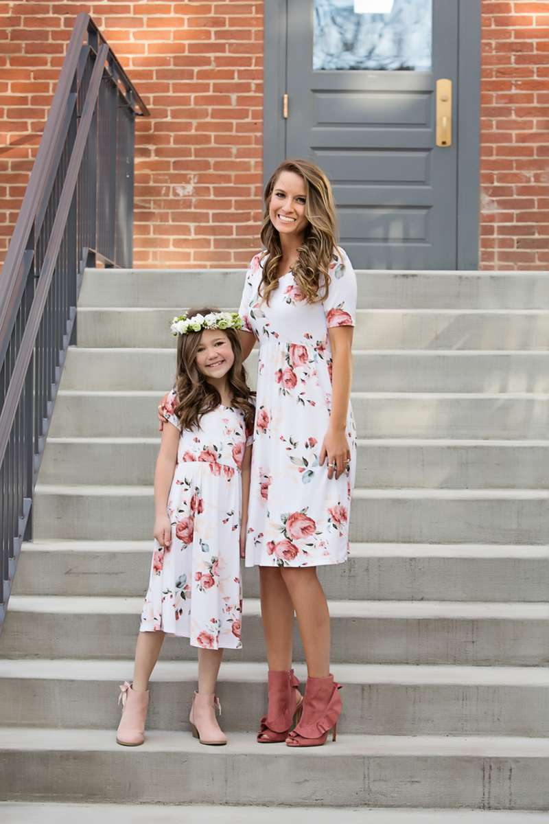 Mother And Daughter