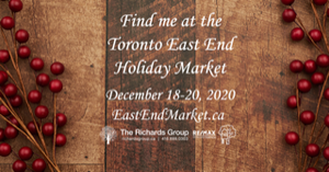 East End Holiday Market Dec 18-20