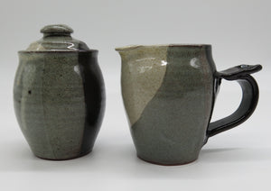 Sugar and Creamer Set