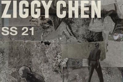 ZIGGY CHEN SS21 'COLLAGEMORY'