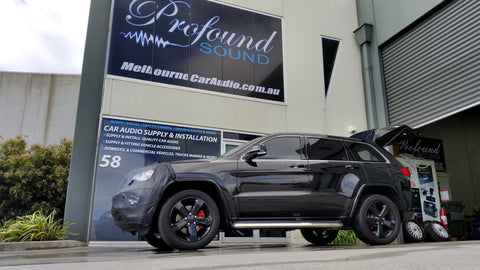 Jeep Grand Cherokee Full System