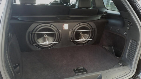 Jeep Grand Cherokee Full Audio Upgrade