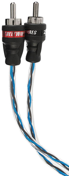 MTX StreetWires ZN3 Series ZN3235 3.5 Meter 2-Channel Interconnect RCA