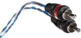 MTX StreetWires ZN3 Series ZN3220 2 Meter 2-Channel Interconnect RCA