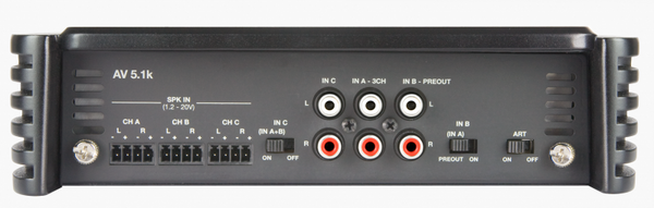 Audison AV 5.1k - Voce 5 Channel Amplifier