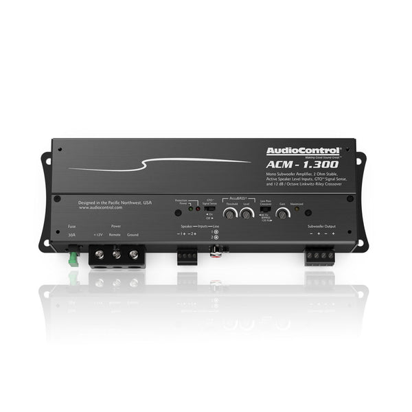 AudioControl ACM-1.300 Mono Channel Micro Amplifier