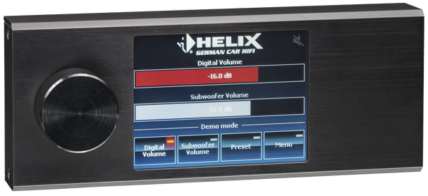 Helix DIRECTOR - Remote Control with Touchscreen