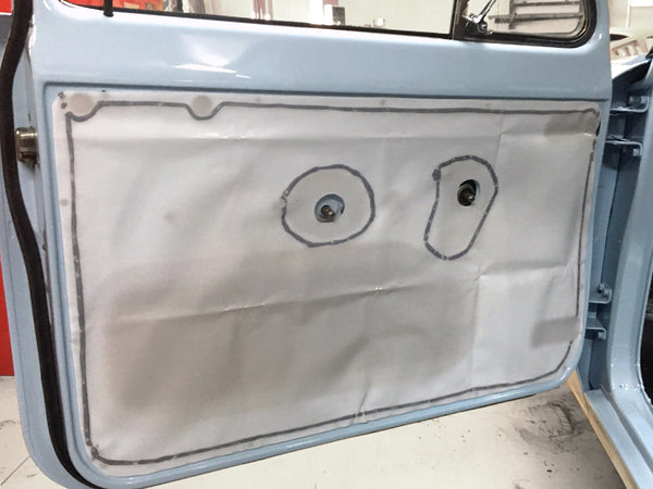 Car Builders Door Restore Kit