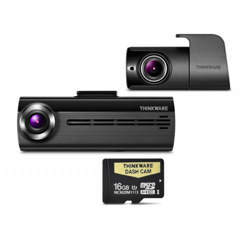ThinkWare F20016K - Front & Rear Dashcam - 16GB