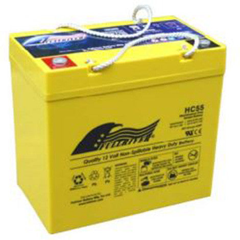 Fullriver HC55 Deep Cycle AGM Battery