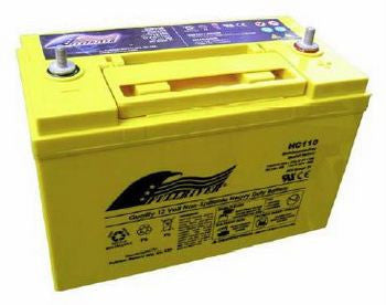 Fullriver HC110 Deep Cycle AGM Battery (PC2150)