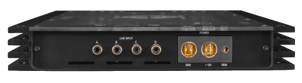 Helix C-FOUR - 4 Channel Class A/B Amplifier