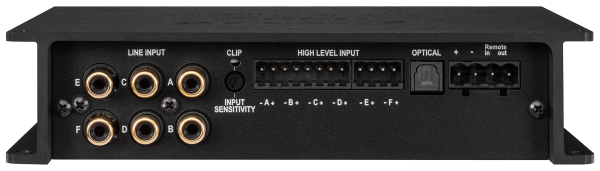 Helix DSP.3 - Digital 8-channel signal processor with 96 kHz / 64 Bit signal path
