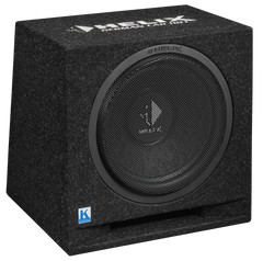 "Helix K12E - 12"" Subwoofer in Ported Enclosure WITH Grille"
