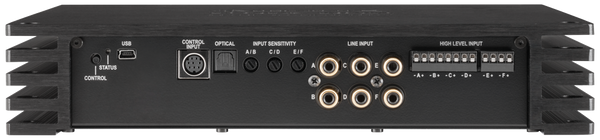 Helix P SIX DSP - 6 Channel Amplifier with Integrated Digital 8-channel processor