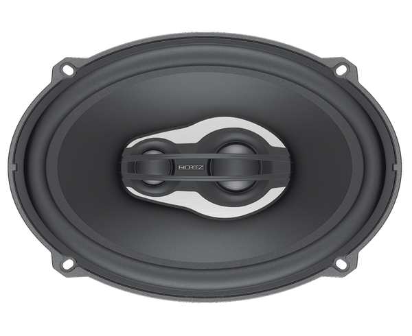 "Hertz MPX690.3 - Mille Pro 3-Way 6 x 9"" Speakers"