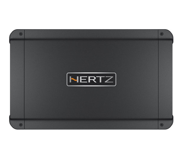 Hertz HCP4 - Compact Power 4 Channel Amplifier