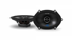 Alpine S-S57 - 5x7 S-Series Coaxial Speakers