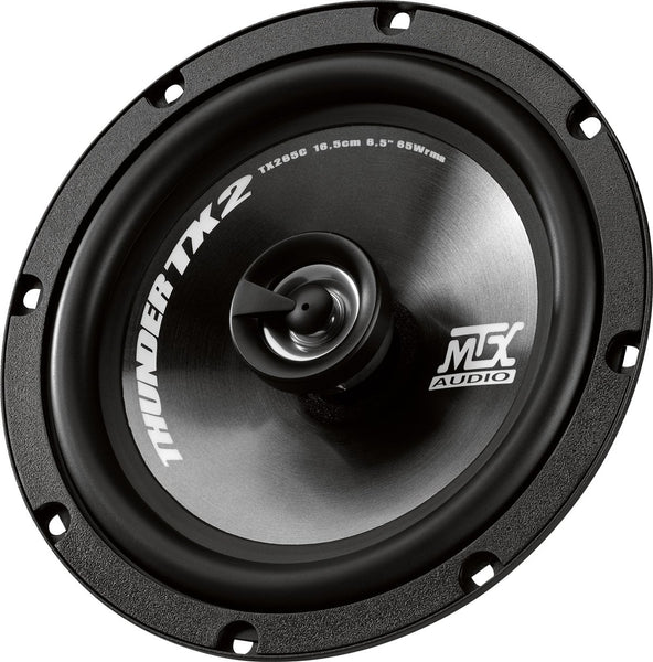 MTX Audio TX2 Series 65W RMS 6.5inch Coaxial Speakers