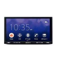 "Sony XAV-AX5500 6.95"" AV Multimedia Receiver With Apple Car Play & Android Auto"