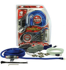 DNA Pro-Series 4 Channel - 4 Gauge Power Kit - AK44