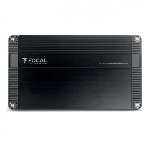 Focal FPX 4.800 4/3/2-Channel Amplifier