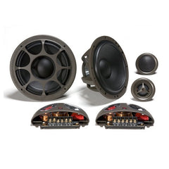 "Morel Hybrid 602 - 6.5"" 2-way Premium Component Speakers"