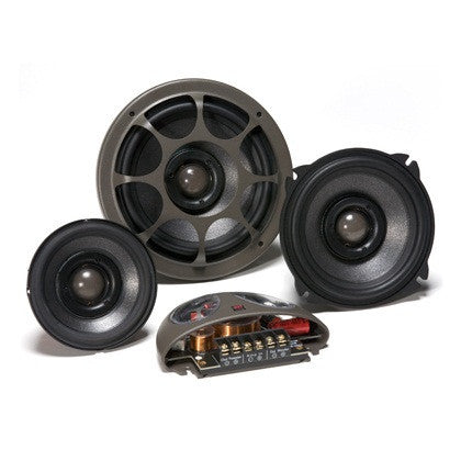 "Morel Hybrid Integra 602 - 6.5"" Coaxial Speakers"