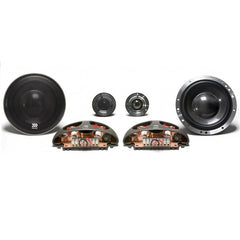 "Morel Supremo 602 Audiophile 6.5"" 2-Way Component Speakers"