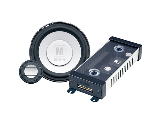 "German Maestro MS 5.2 - M-Line 5.25"" 2-Way Component Speaker"