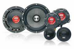 "MTX Audio TX8 Series Premium 6.5"" Component Speakers - TX8652"