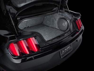 "JL Audio Mustang Stealth Box - 12"" Stealth Box to Suit 2015-Up Mustang"