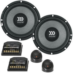 "Morel Tempo Ultra 6.5"" 2-Way Premium Component Speakers"